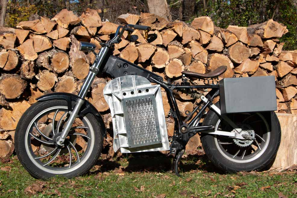 MN8-306 Electric Motorycle