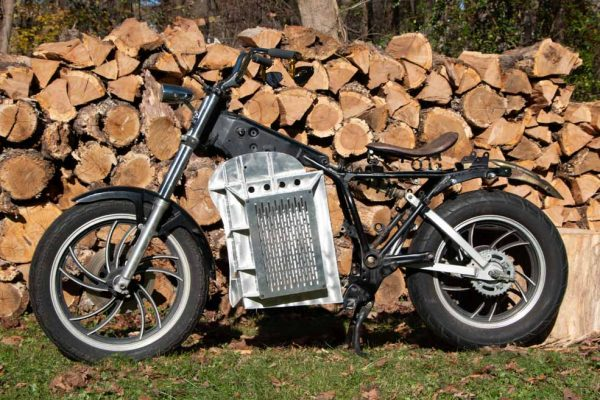 MN8-305 Electric Motorcycle